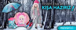Frozen ile kışa hazırız