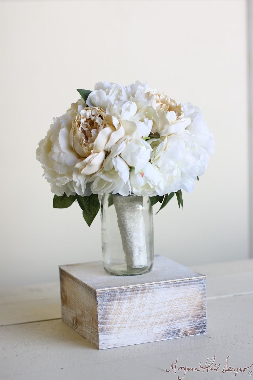Morgann Hill Designs: Barn Wood Planter Box Wedding Centerpiece ...