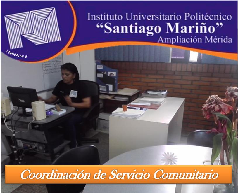 Coordinación de Servicio Comunitario IUPSM - Mérida