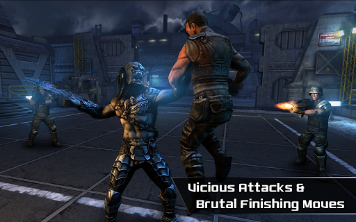 AVP: Evolution v1.6.1 APK+DATA