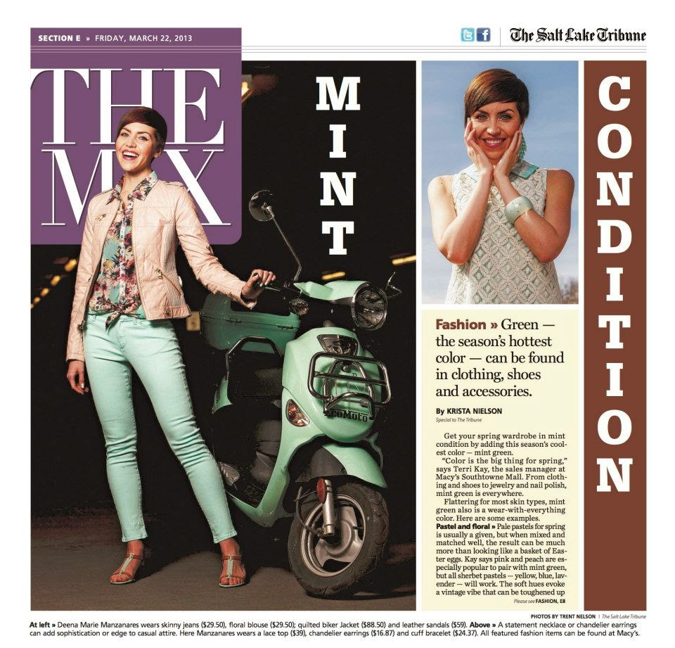 The Mix, SL Tribune