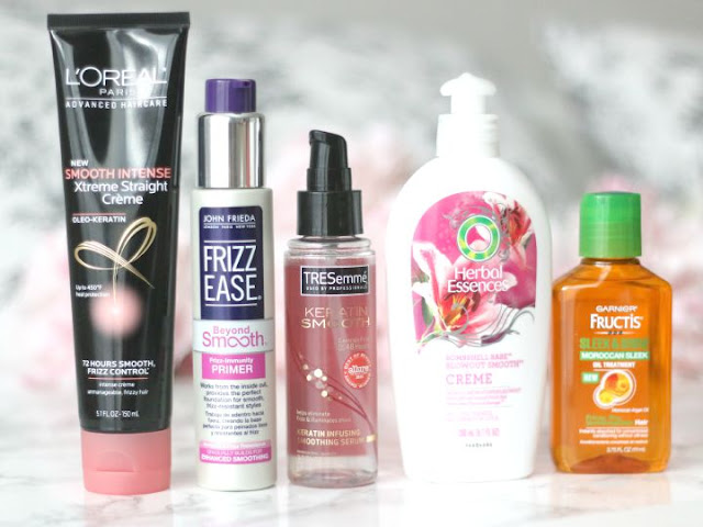 frizz hair products reviews