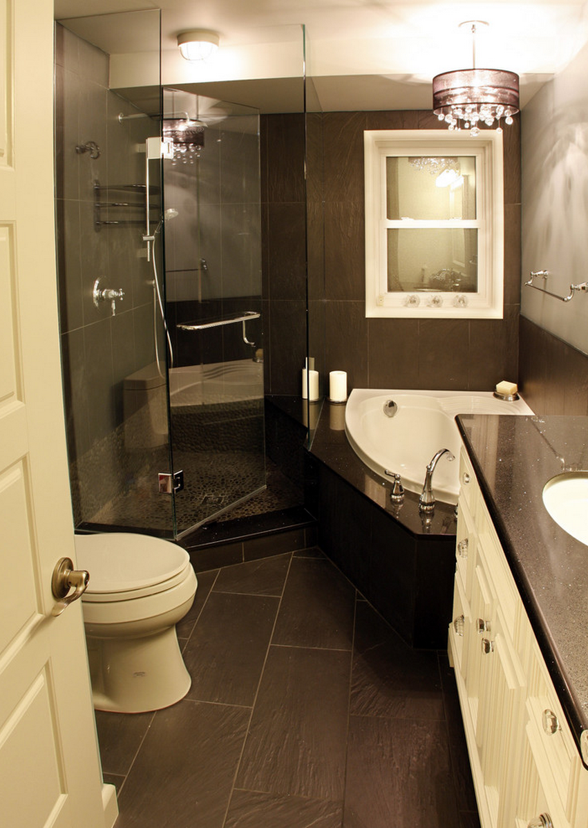 Houzz floorplans joy studio design gallery best design for Designing small bathroom ideas