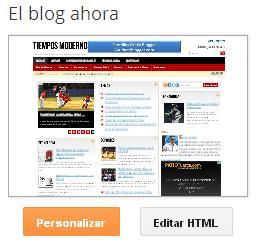 HostGator Tutorial de plantilla para blogger Plantilla