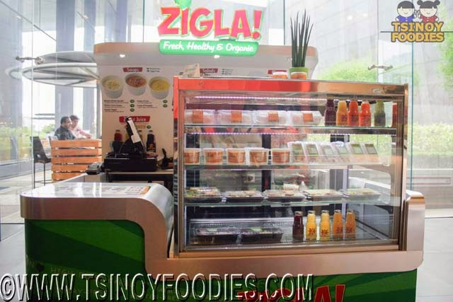 zigla fresh healthy organic