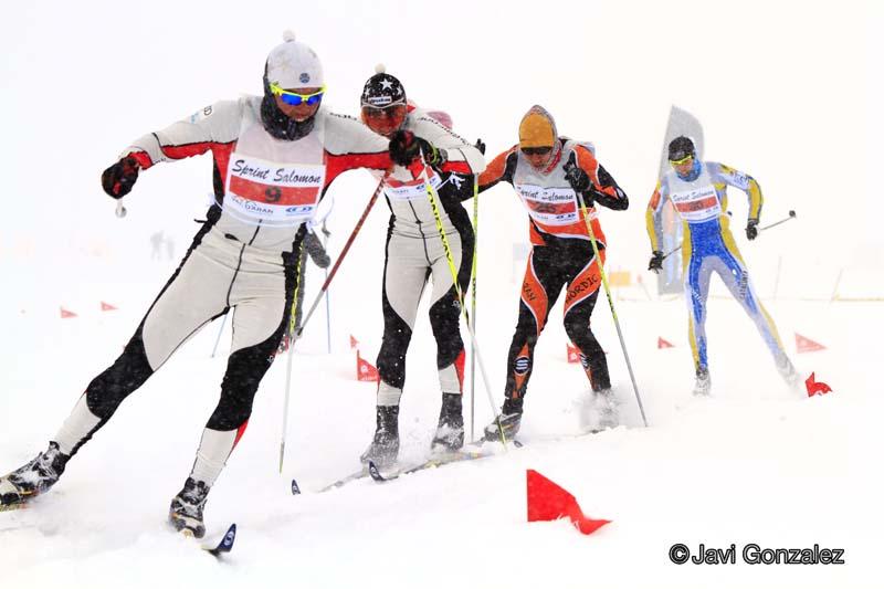 Sprint Salomon, Beret, Vall d'Aran, Pirineo, Lleida, nieve, snow, sports, deportes,