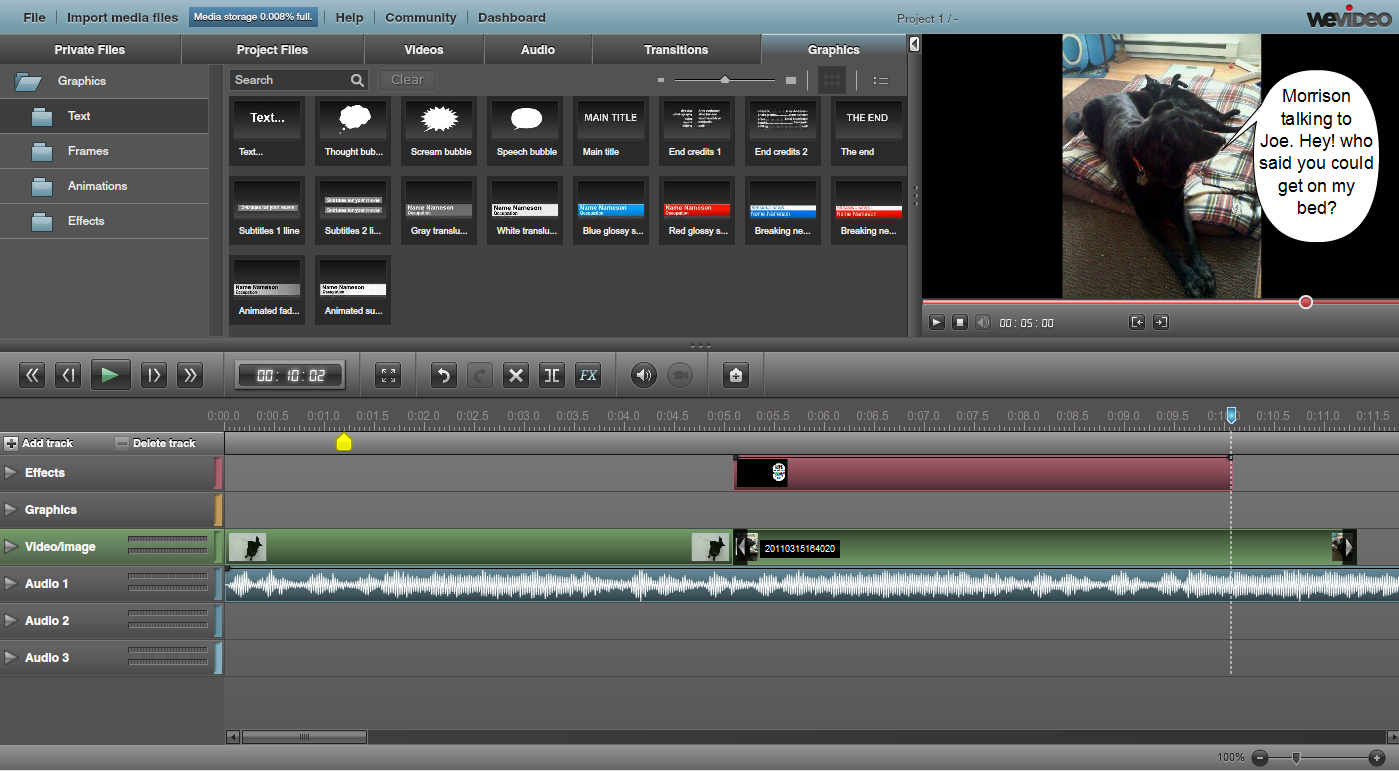 Online Video Editor Vimeo