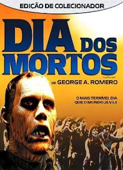 Filme Poster Dia dos Mortos DVDRip XviD & RMVB Dublado