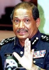Putra Merdeka Bekas Ketua Polis Negara Bimbang