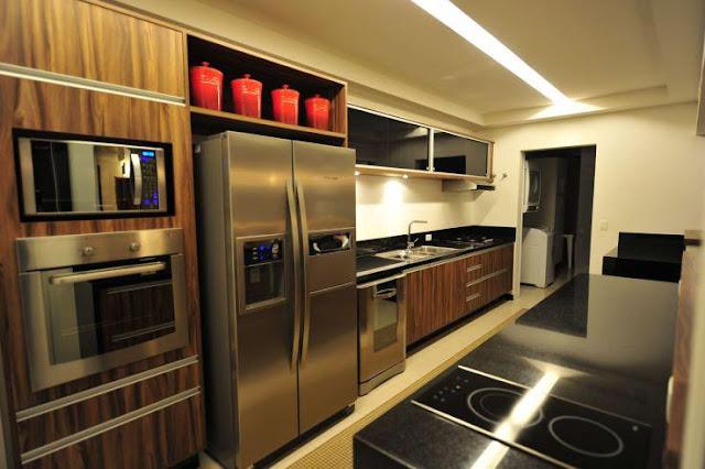 decoracao cozinha nichos : decoracao cozinha nichos:As fotos são mais que inspiradoras para nossas casas preparem os