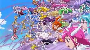 Phim Pretty Cure All Stars DX3: Deliver the Future