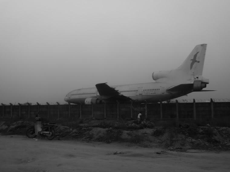 CA -avion- COTONOU /  BENIN