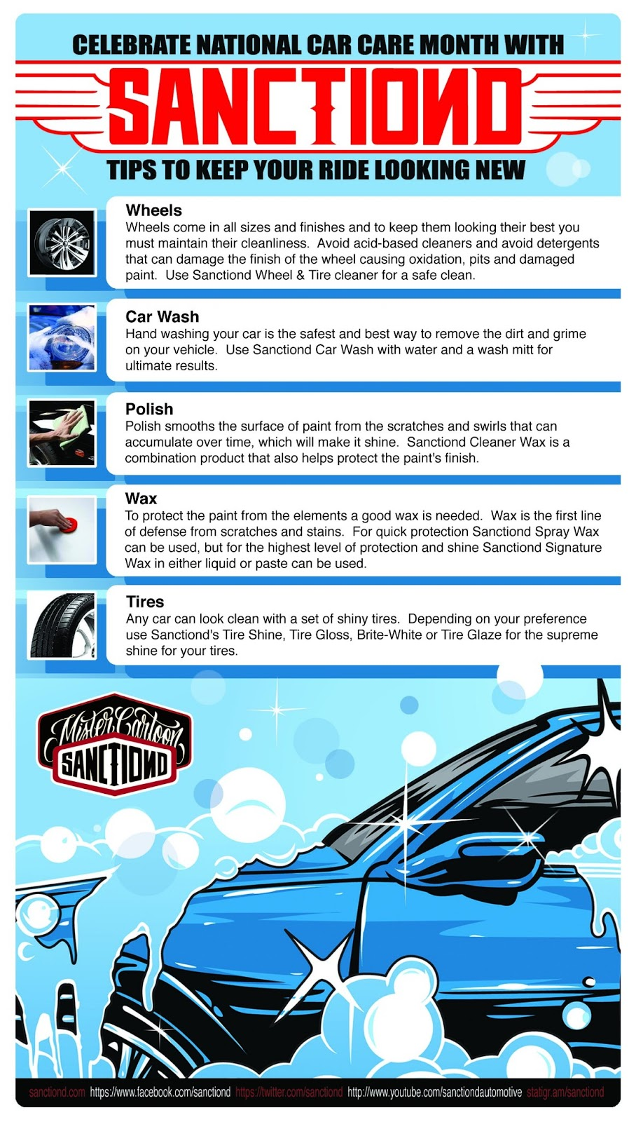 National Car Care Month Infographic By Sanctiond Car News Auto Lah - Car image sign of dashboardmeaning of the warning lights on your dashboard car news auto lah