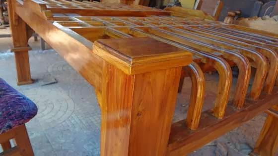 BAVAS WOOD WORKS Bavas Wood Works Wooden Contemporary