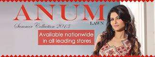 Pakistani Boutiques: Anum Lawn Collection 2013 by Al Zohaib
