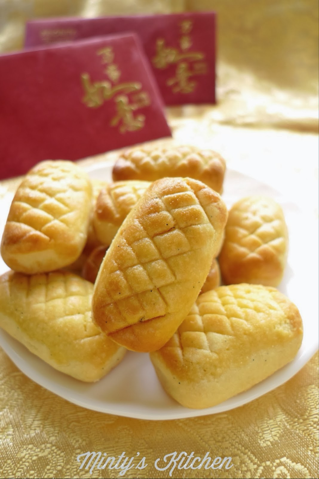 Pineapple Tarts (凤梨酥)