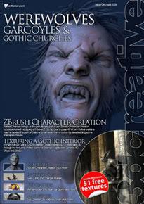 3DCreative Magazine Issue 44 April 2009
