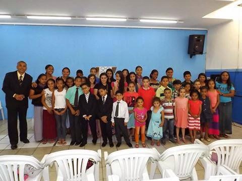 Grupo Liderança Jovem da Igreja Esta Obra é do Senhor de Guaianazes