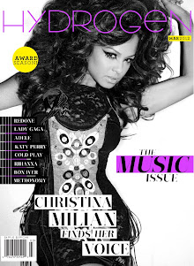 My editorial with Christina Milian