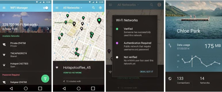 [FREE ANDROID APP] WiMan - Connect to WiFi for FREE World Wide