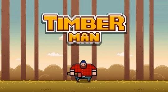 Timberman - O jogo do momento