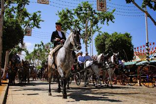 Sevilla Fair - Feria de abril de Sevilla 2015