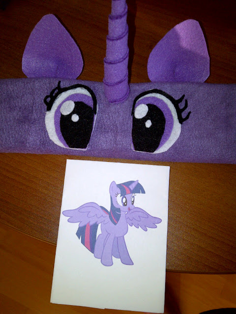 Twilight Sparkle mlp cosplay
