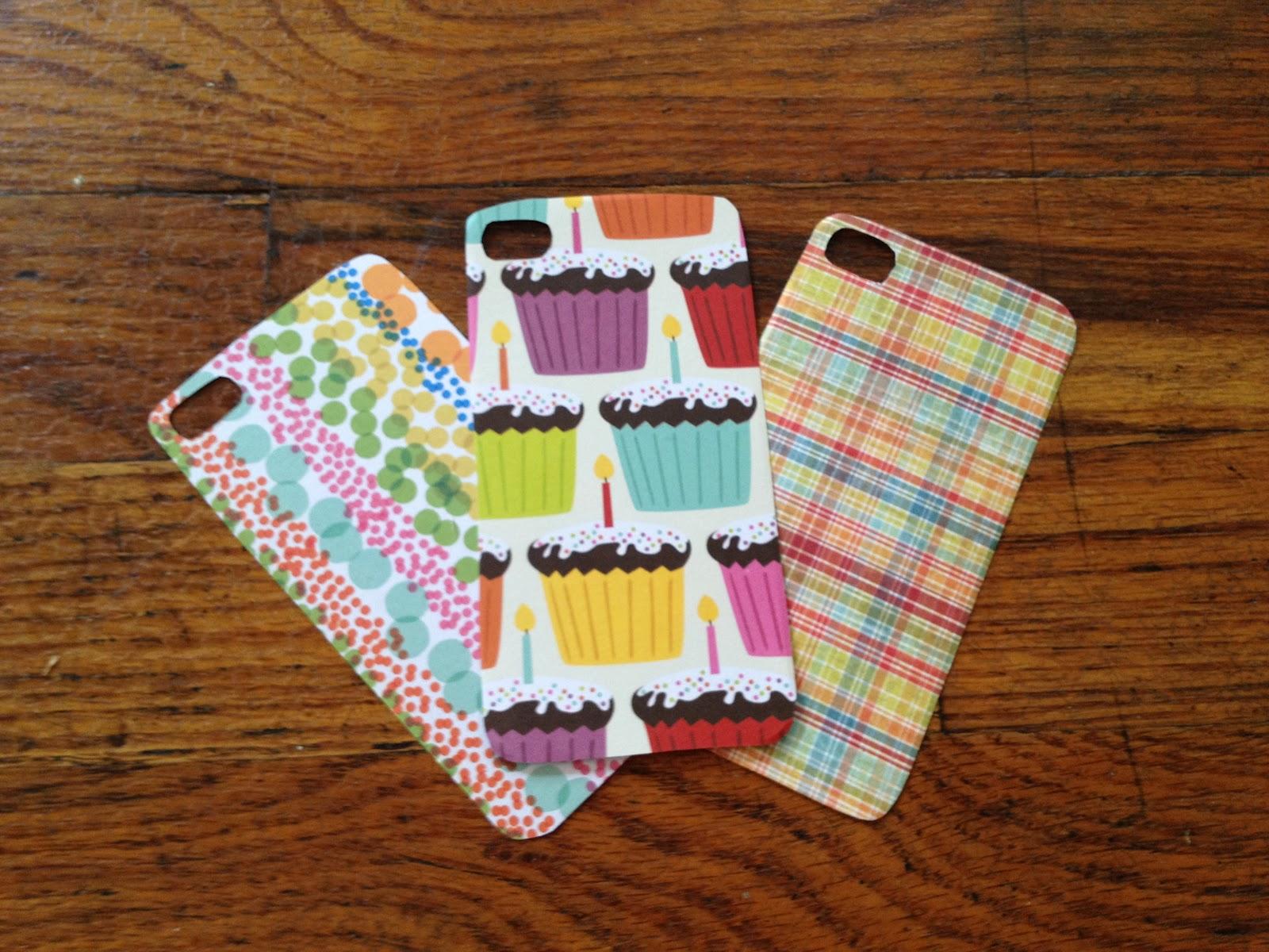 Scrapbook paper case - Diy Scrapbook Paper Iphone Case