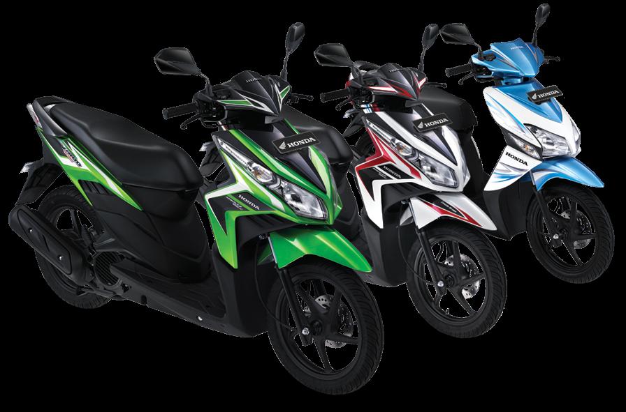 Sgm Motor Honda Rajanya Motor Matic