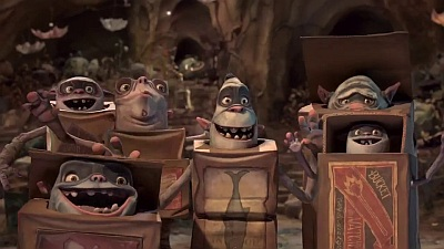 The Boxtrolls (Movie) - 'Three Things' & 'Freaky' TV Spots - Song(s) / Music