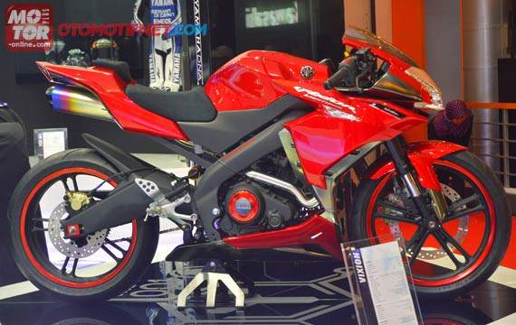 Inspirasi Modifikasi Yamaha V Ixion 2013