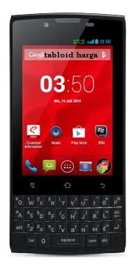 Harga Hp Smartfren Andromax G2 Touch Qwerty Upgradeble Kitkat