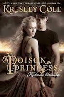 bookcover of POISON PRINCESS (Arcana Chronicles #1) by Kresley Cole