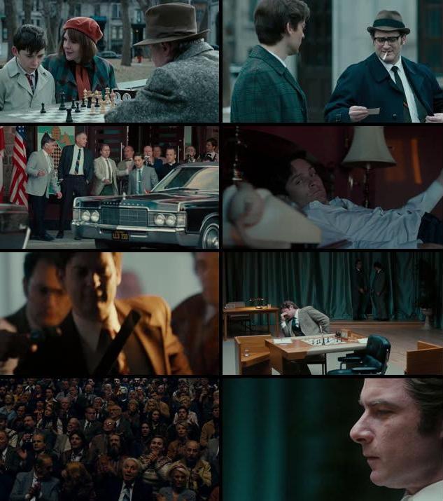Pawn Sacrifice 2014 English 720p WEB-DL