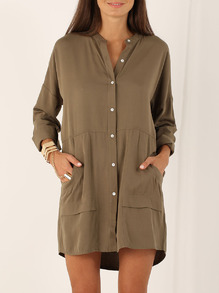 www.shein.com/Khaki-Long-Sleeve-Pockets-Dress-p-228552-cat-1727.html?aff_id=2525