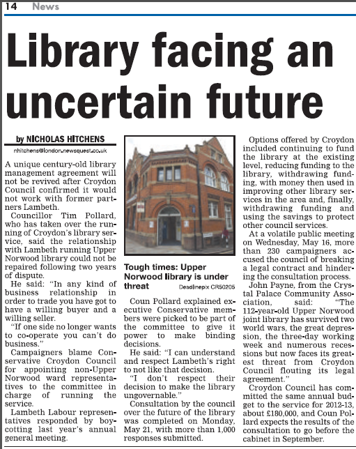 library article what unconscionable contract