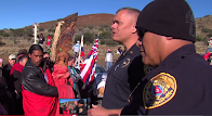 VIDEO HAWAII: Mauna Kea Sacred Mountain Defenders Arrested