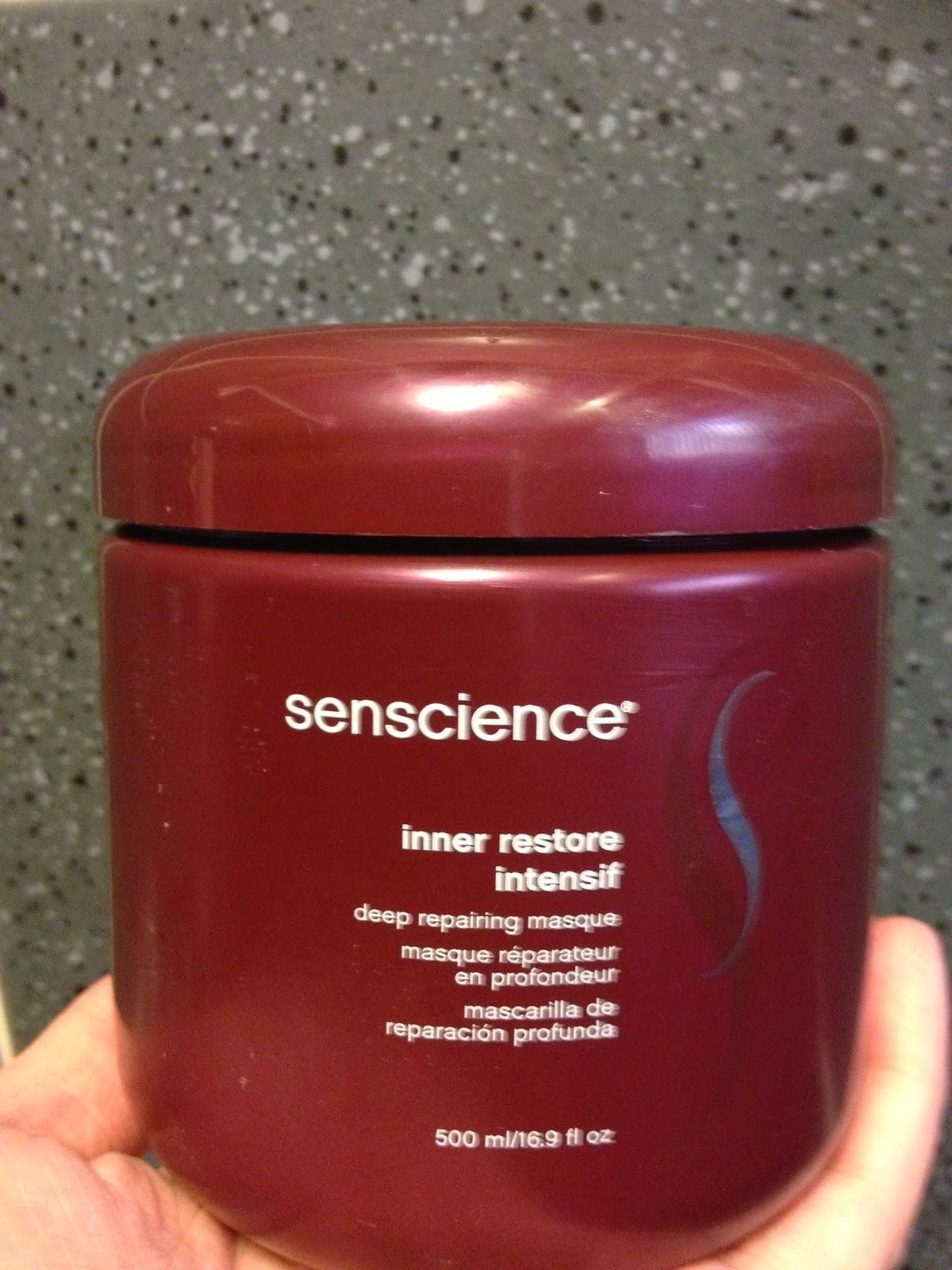 Loucas por Shampoo Inner REstore Senscience