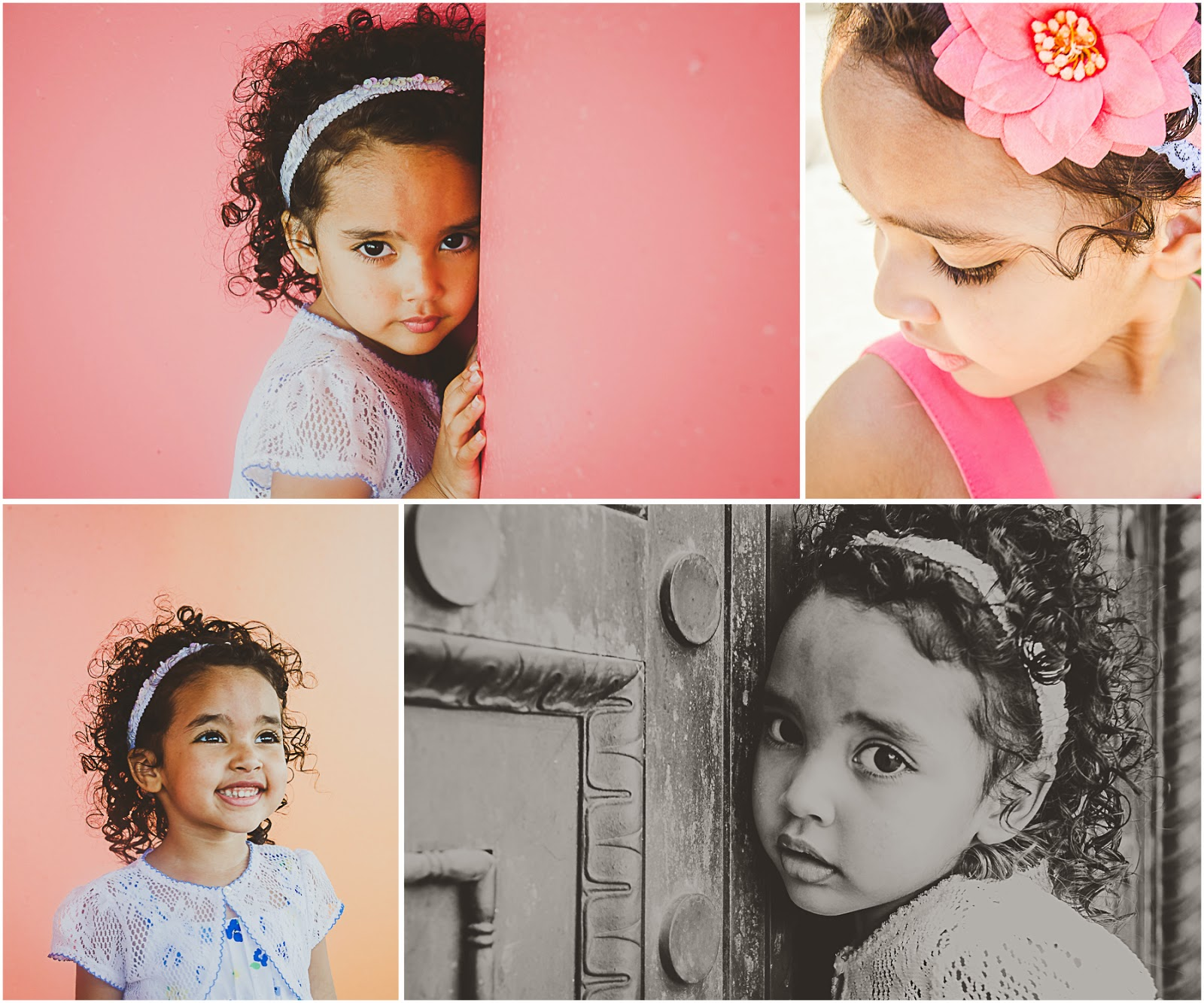 girl in pink has a beautiful outsoor photography session by an indianapolis photographer