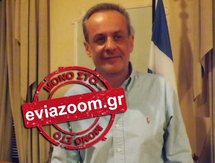 Θανάσης Ζεμπίλης στο eviazoom: «Δέχτηκα χυδαία επίθεση από τον Καθαροσπόρη - Σκέφτομαι ακόμα και την προσφυγή στην δικαιοσύνη, εκτός ορίων πλέον η κατάσταση»