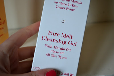 Clarins Pure Melting Cleansing Gel