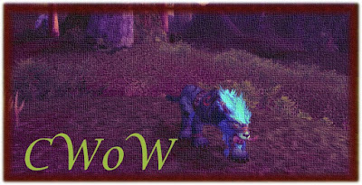 World of Warcraft Blog Link