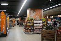 Дизайн магазина продуктов SPAR, ТЦ