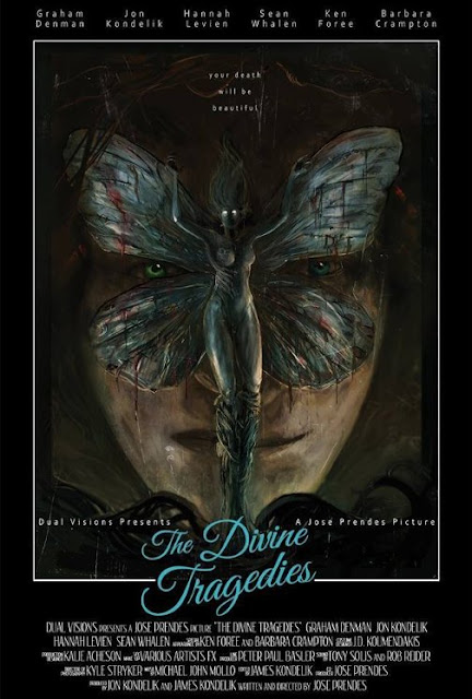 The Divine Tragedies (2015) Horror Movie - Sinopsis