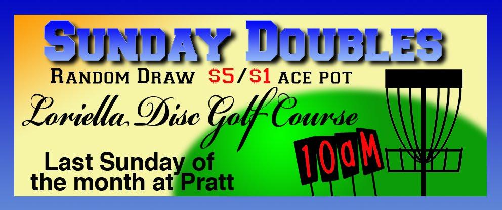 Sunday Doubles!