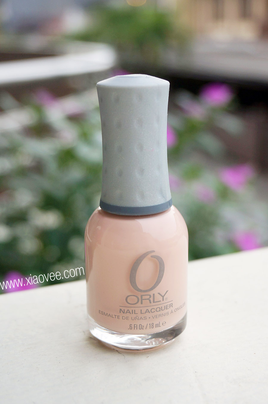 Orly Nail Lacquer Prelude to A Kiss review swatch