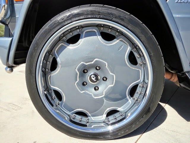 gelandewagen forgiato wheels
