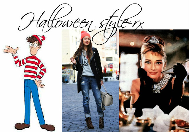 style-rx.ca: Last-minute Halloween costumes