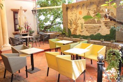 Đến cafe Sứ Trắng để trải lòng cùng thiên nhiên, cafe sài gòn, điểm ăn uống 365