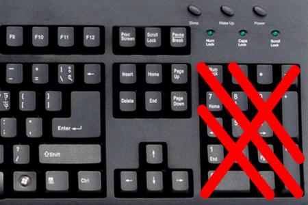Keyboard biasa